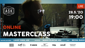 ASK ponúka prvý online masterclass filmového svietenia.