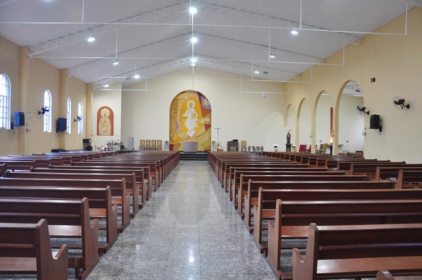 Altar do Santuário - Fundo