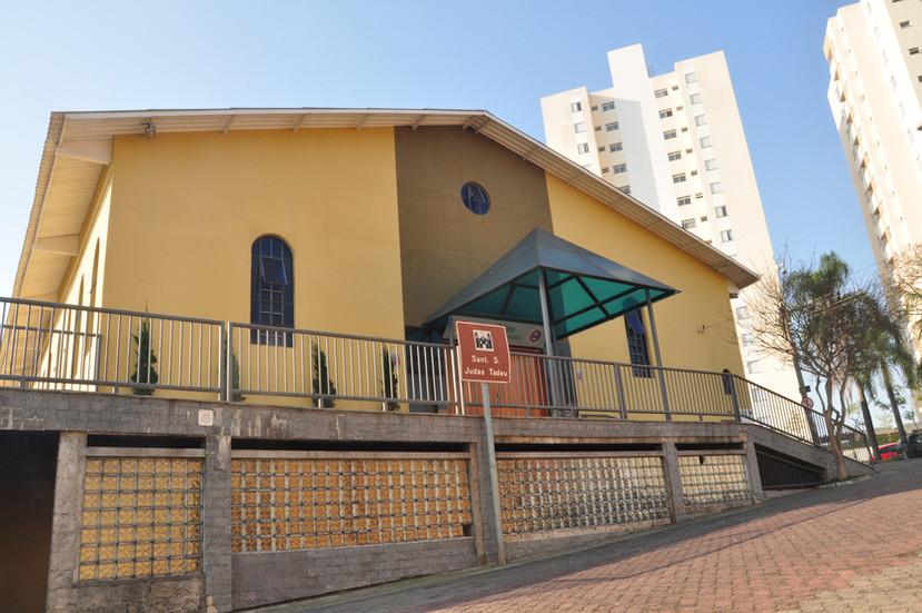 Santuário fachada