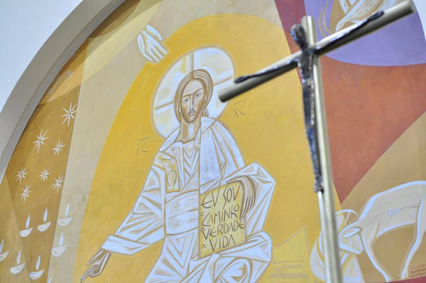 Altar Santuário - Ícone