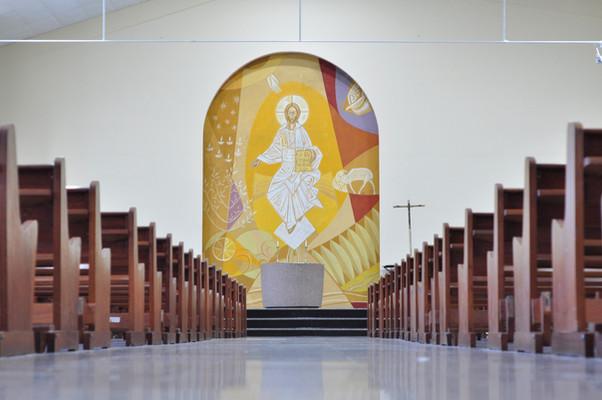 Altar do Santuário