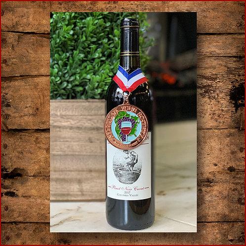 Pinot Noir Cuvee'