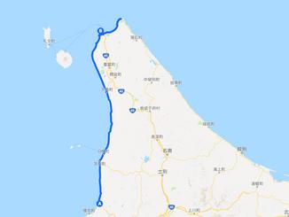 原付で北海道1周した話 3日目