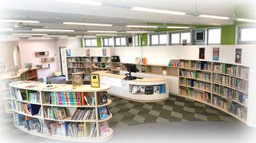 2021年新裝修圖書館 _2