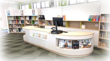 2021年新裝修圖書館 _8