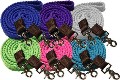7.5' Cotton Roping Reins