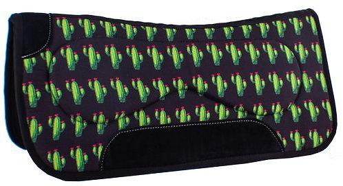 Cactus Saddle Pad