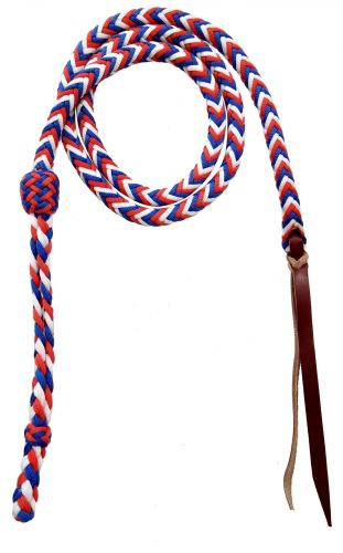 Red, White & Blue Over N Under Whip