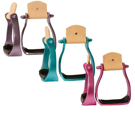 Color Coated Aluminum Stirrups