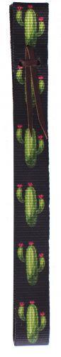 Cactus Print Latigo