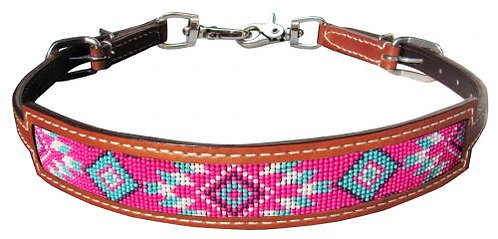 Beaded Inlay Wither Strap #176604