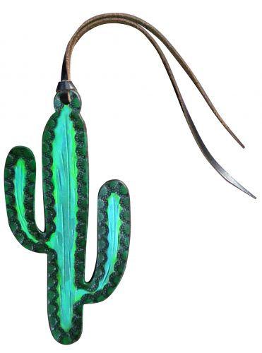Cactus Saddle Charm
