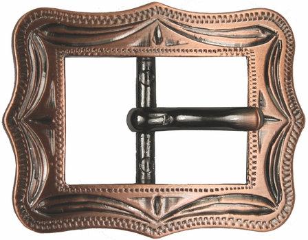 Copper Cart Buckle