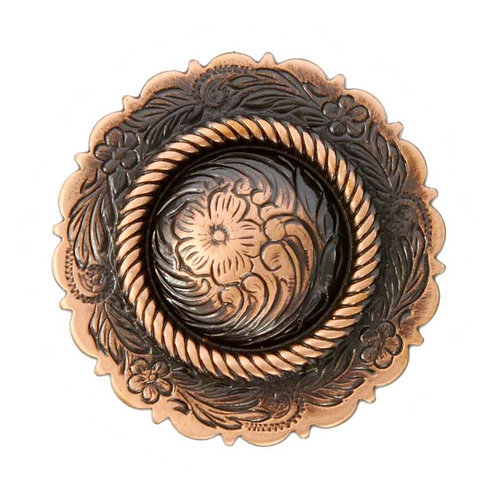 Copper Center Rope Concho
