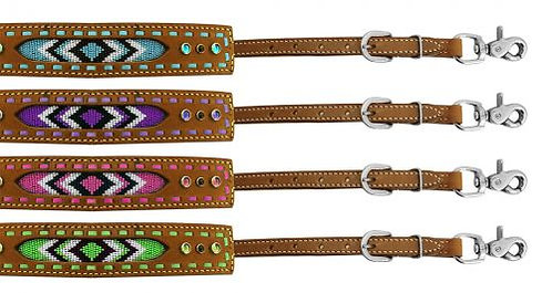 Beaded Bling Wither Strap