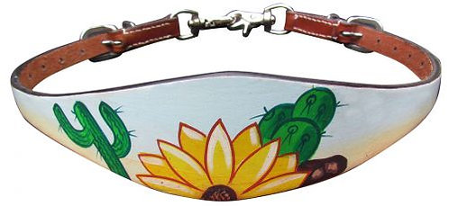 Cactus & Sunflower Wither Strap