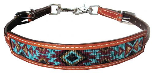 Beaded Inlay Wither Strap #176600