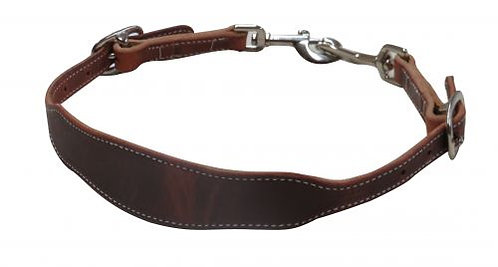 Oiled Harness Leather Wither Strap
