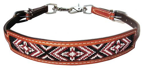 Beaded Inlay Wither Strap #176599