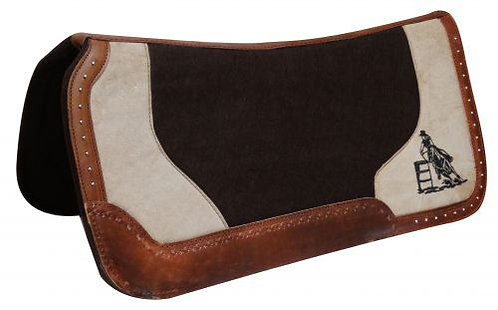 Barrel Racer Saddle Pad