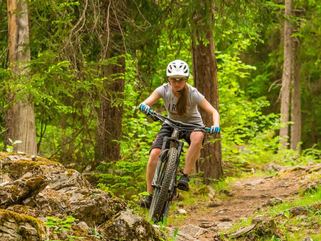 NEW: Singletrail Enduro camp in Verbier
