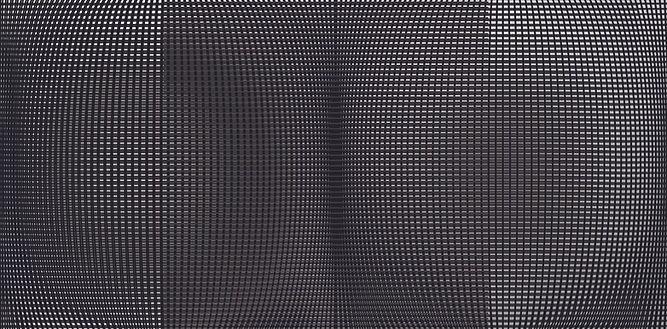 Double Matrix VIII_UV print on Coated Alloy