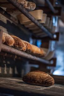Fresh Sourdough Bread
