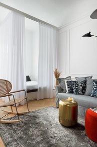 Tekstilni interjer – Svetovanje in izdelava tekstilnih pregrad