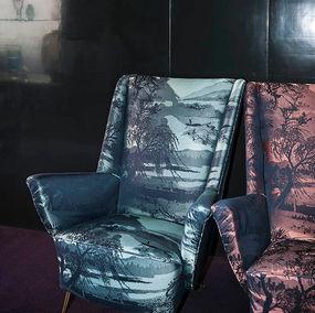 Dadar Upholstery À Contre-Jour – Oriental Twill