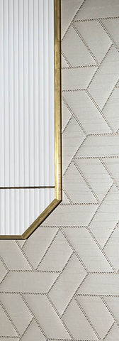 Dedar Intarsiato Wallcovering col.1 Avorio