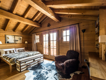 PROPERTIES FOR SALE: CHALET MOLOPO