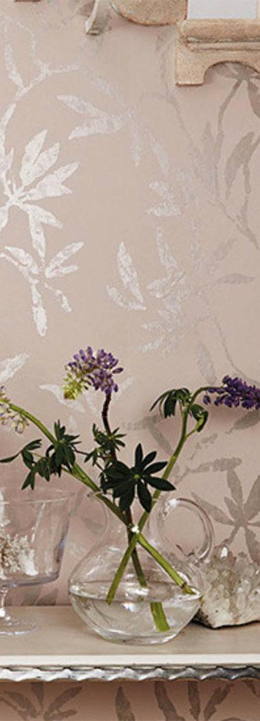 Romo – Sefina Wallcovering Wild Rose