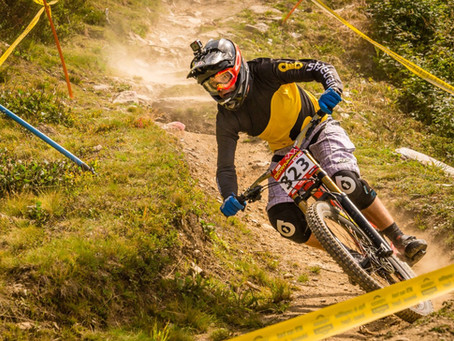 2018 MTB Events in Verbier