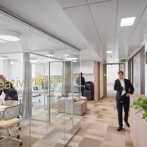 PISARNE GO GREEN / Go Green Offices