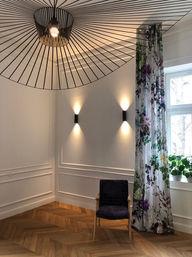 Tekstilni interjer – Izdelava zaves