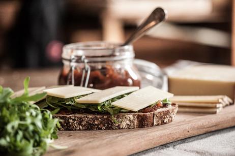 Sourdough Bread Sandwich