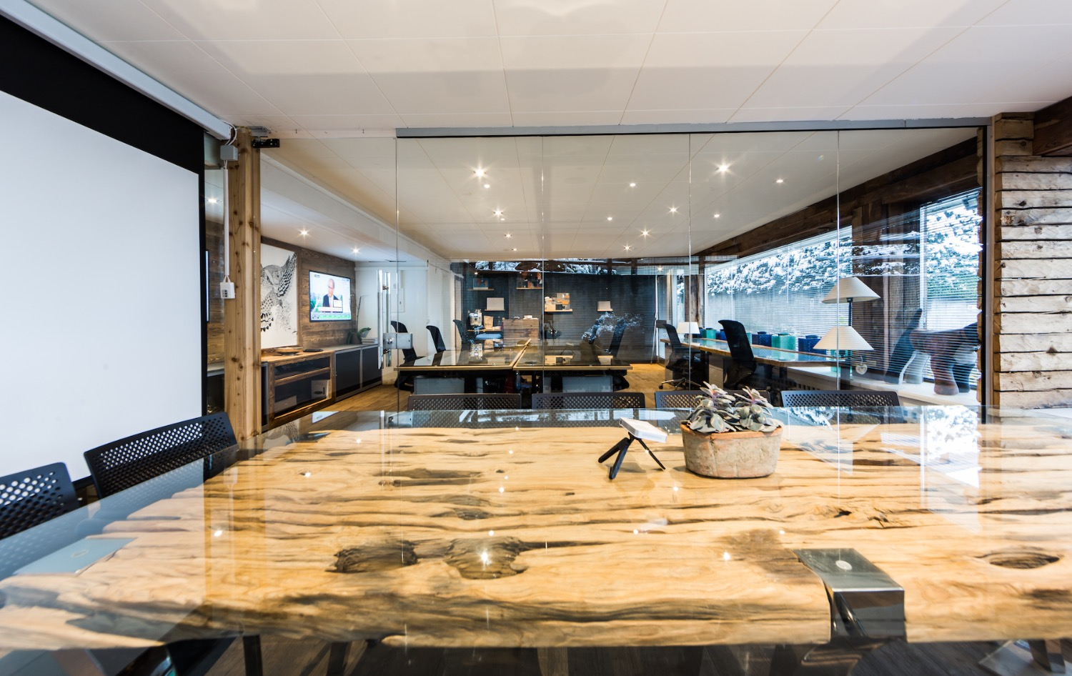 Verbier Co-working Space