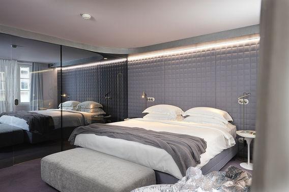 Tekstilni interjer – Opremljanje sob z lahkimi in zatemnitvenimi zavesami