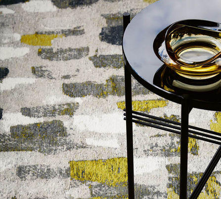 Romo Murano Gris – Flat Weave Chenille Rug