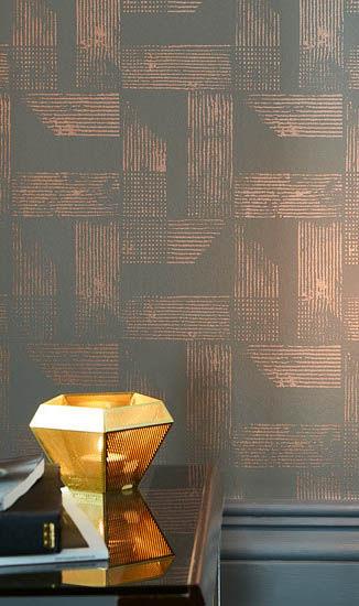 Villa Nova Renzo wallcoverings Cooper