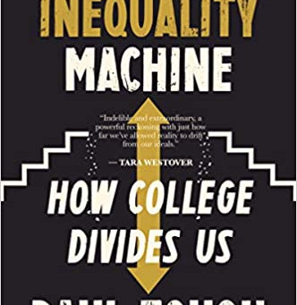 """""""The Inequality Machine"""" -- Book Review"""