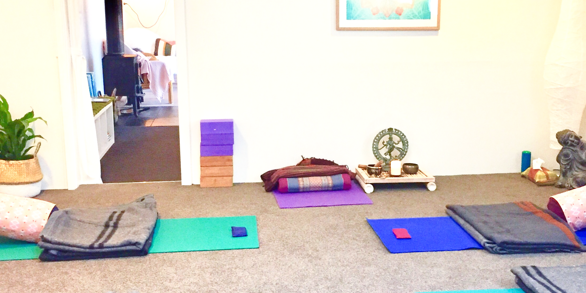 Calm Heart Yoga Studio