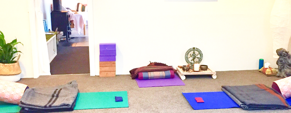 Calm Heart Yoga Studio