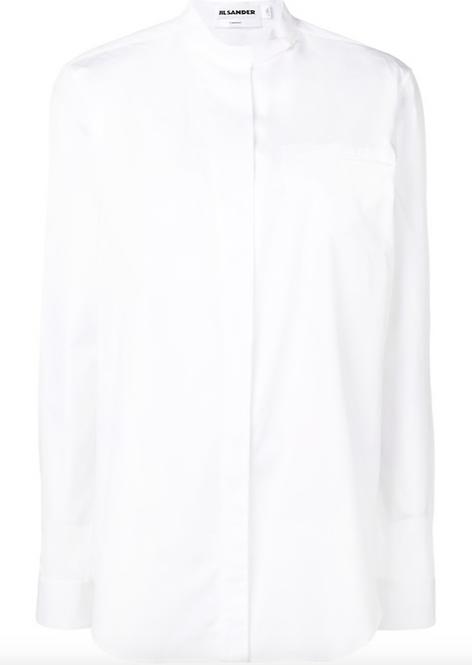 White 'Tuesday' Shirt