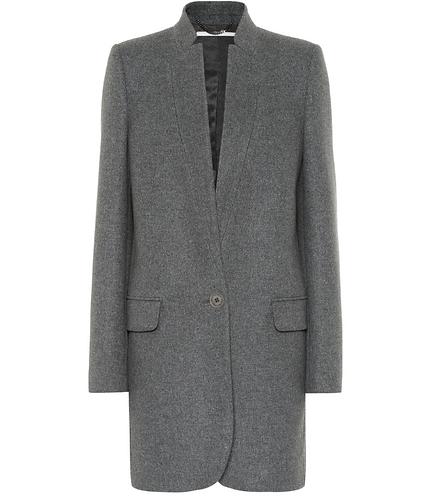 Granite Grey Classic Grey Coat