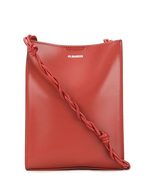 Brick Red Mini Tangle Bag