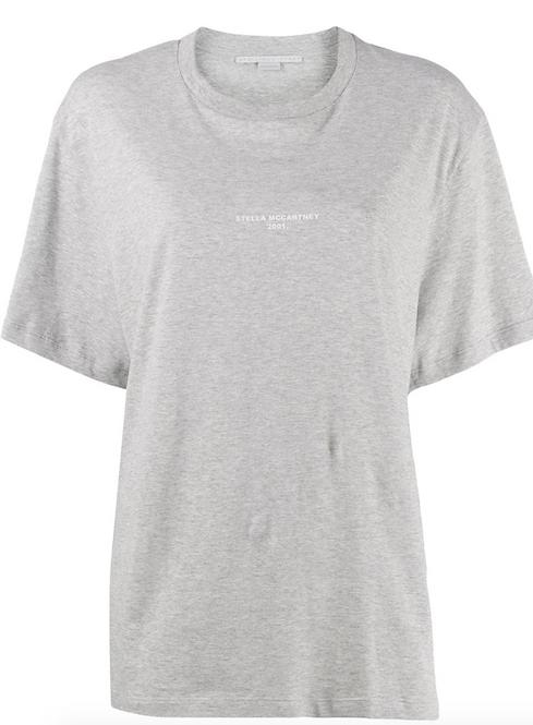Marle Grey T-Shirt w Small Stella 2001 Logo