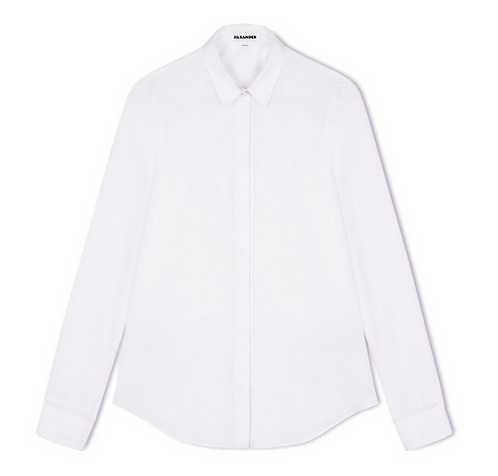 White 'MONDAY' Shirt