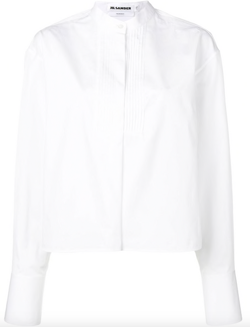 White 'Thursday' Shirt