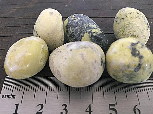 Jade Chita ca. 8 - 15 gr.